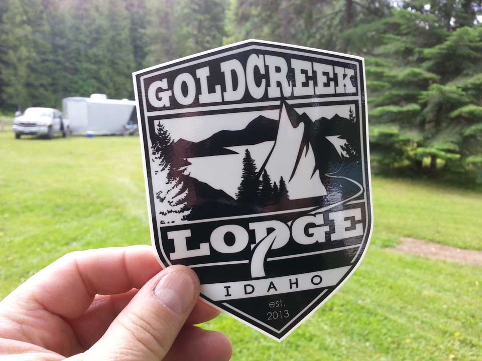 Gold Creek Label